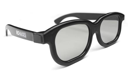 2D Glasses